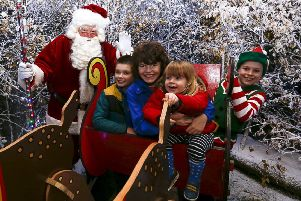 The Christmas Experience with Santa at Lotherton