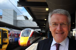 Should Harrogate MP Andrew Jones, the former Rail Minister, have backed the suspension of Parliament?