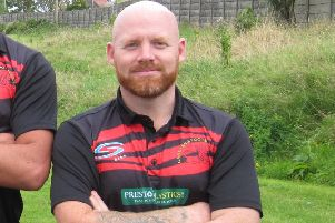 Richard Cookney hasn't wasted time in freshening up the Garstang squad