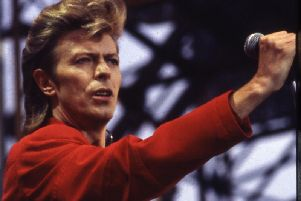 Four previously unreleased David Bowie records will be available for purchase on Record Store Day