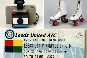 A new display at Leeds City Museum celebrates what it was like to grow up in Leeds