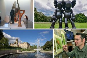 Yorkshire has a wide array of different art galleries which boast different styles of art