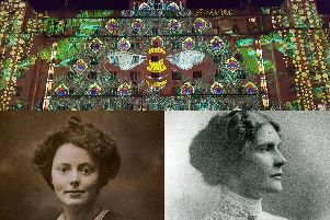 Light Night Leeds is set to shed new light on the stories of stalwart Suffragettes Leonora Cohen and Mary Gawthorpe (Photo: Leeds City Council)
