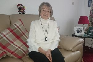 Wirksworth resident Peggy Waters says she will be deprived of her indepdendence when Trent Barton reroutes the bus service which runs close to her house next week.