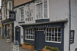 The Last Post on Cold Bath Road in Harrogate has been named one of the most dog-friendly pubs in Yorkshire.'Google Maps