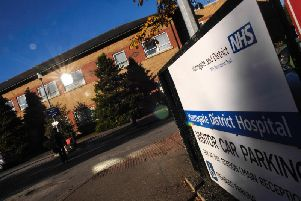 Harrogate's critically-ill stroke patients will be diverted straight to Leeds or York from next year.