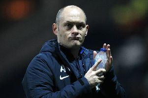 Alex Neil has challenged PNE to get themselves firmly in the play-off race