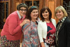 Menopause the Musical is on in Darlington, Scarborough, Harrogate and Hull