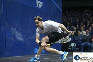 James Willstrop. Picture courtesy of PSA.