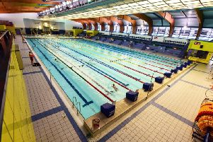 The pool at Sunderland Aquatic Centre could be shut for up to nine months while the roof is repaired.