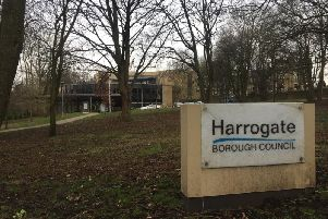 Harrogate council will not follow the leads of Hull and Sheffield, in suspending payments to Welcome To Yorkshire.