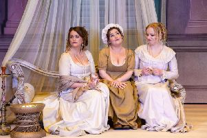 Cosi Fan Tutte will be performed by Swansea City Opera