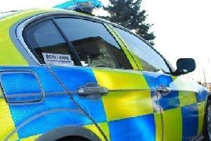 A drink-driver was caught by police after they spotted her driving the wrong way on a one-way road.