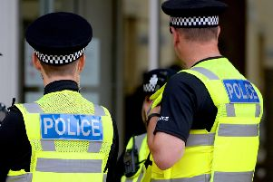 The number of people caught with guns and knives in North Yorkshire has increased by more than a third, according to the latest police recorded crime statistics.