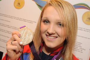 Charlotte Henshaw bagged two golds during a week to remember in Poland.