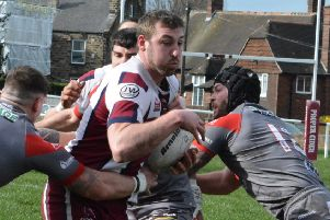 Jake Wilson capped a man-of-the-match performance with two tries but he was unable to prevent Thornhill Trojands slipping to a 24-20 defeat away to Kells in the National Conference Premier Division last Saturday.
