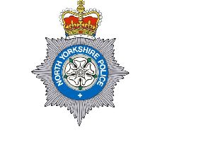 North Yorkshire Police crest.