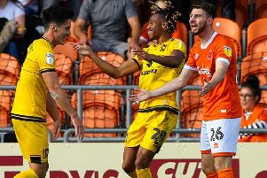 Blackpool's defensive issues have come under the microscope recently