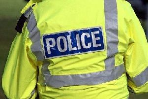 Police received reports of a woman in the river Esk on Sunday.