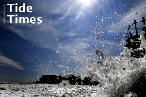 Don't forget to catch this week's high tide times for Whitby.