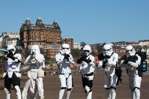 Two-day convention Sci-Fi Scarborough takes place at the Spa Complex in April