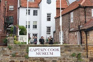 Captain Cook Museum, Whitby.