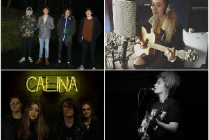 Finalists have been revealed for Calderdale Battle of the Bands