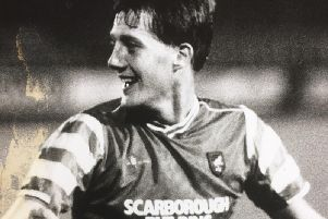 Is Mitch Cook Scarborough FC's best midfielder of all time? Vote now!