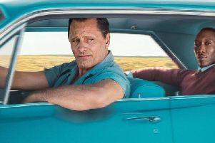 Green Book will be on at Whitby Pavilion next month