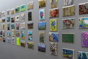 Call for postcard-sized artworks