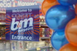 Brand newB&M store in Todmorden opens