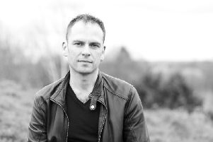 Antony Dunn is one of the writers taking part in a new event at the Rotunda in Scarborough