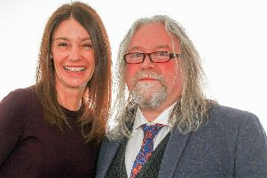 Behavioural psychotherapists John Davies and Victoria Moorhead who are delivering a unique dental behavior management service in Sheffield.