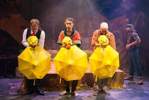 Honk! hits the Scarborough stage next month