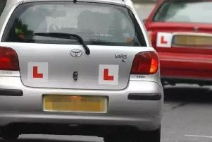 Dangerous: More than 700 learner drivers in Wakefield have penalty points on their licence, placing the district fifth in Britain for dangerous learner drivers.