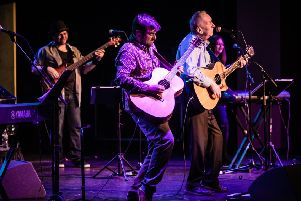 Al Stewart and his band The Empty Pockets will be live at PAC on Thursday, October 25 (Tickets �37).