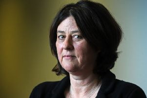 16 January 2019 ......     Julia Mulligan, the North Yorkshire Police, Fire and Crime Commissioner. Picture Tony Johnson.
