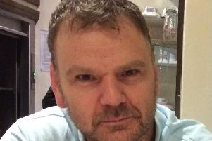 Peter Brown, 46, is missing from Scarborough. PIC: North Yorkshire Police