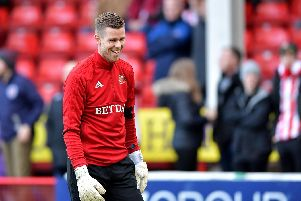 Robbin Ruiter is searching for a new club after leaving Sunderland