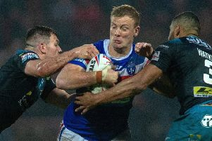Craig Kopczak admits Wakefield Trinity are in a dogfight.