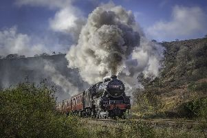 Is your photograph good enough to make it into the North Yorkshire Moors Railway calendar? Photo by Graham Staples.