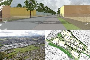 How the Clifton business park could look