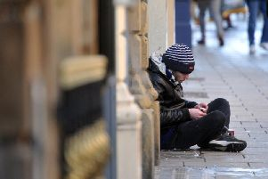 All the local authorities and homeless charities in Harrogate have agreed a new approach on street begging.
