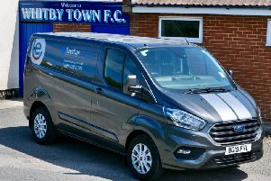 Whitby Town will now play at the Towbar Express Stadium at the Turnbull Ground after a sponsorship deal