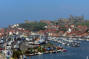 Whitby harbour. PIC: Tony Johnson