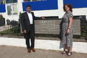 Malaya Nayak has bought two hotels in Blackpool to found his boutique hotels business
