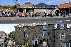 Top: The Star Inn the Harbour. Bottom: Estbek House PICS: Richard Ponter