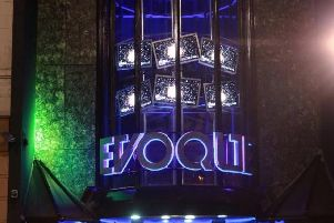 Evoque nightclub, Preston