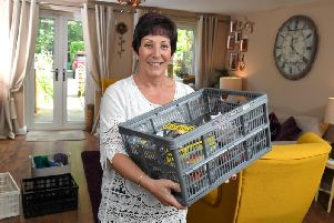 Professional organiser Marie Bateson is using the power of tidying up to help transform people's well-being.