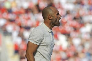 Rotherham boss Paul Warne. Picture: Dean Atkins